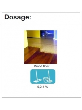 Medinių grindų ploviklis AQUAGEN PK