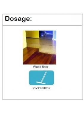 Apsauginė emulsija medinėms grindims SUCIWAX NATURAL 5Kgx4vnt.
