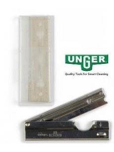 UNGER SCRAPER CLIPS 10