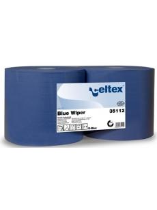 Pramoninis popierius (mėlynas) BLUE WIPER (2rul.)