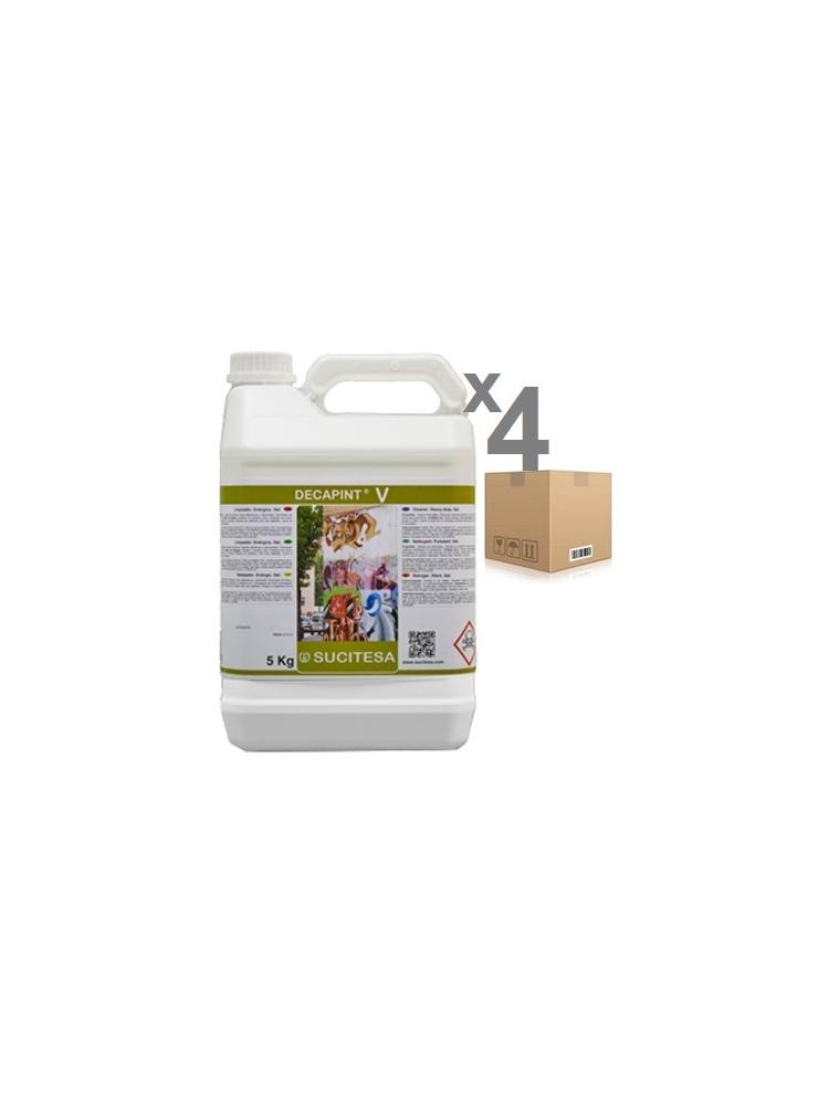 Heavy duty cleaner DECAPINT V (gel)