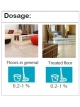 Floor cleaner with bio-alcohol AQUAGEN IC HERBAL (4units)