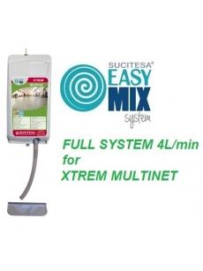 EASYMIX dozavimo sistema 4L/min (XTREM MULTINET valikliui)