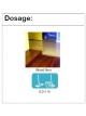 Parket floor cleaner AQUAGEN PK 5Kgx4units