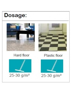 Matinė grindų emulsija SUCIWAX MATTER 5Kgx4vnt.