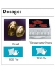 Metal and vitroceramic hobs cleaner PULIGEN METAL 500mlx6units