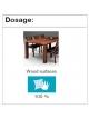 Wood polish PULIGEN MOBEL FAST 1Kgx12units
