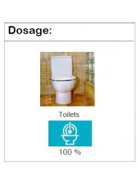 Kvapnus WC valiklis AQUAGEN GEL WC