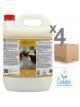 Emulsion self-shining wash and wax NATURSAFE COMPACT, 5Lx4units
