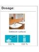 Ekologiškas vonios kambario valiklis NATURSAFE XTRA SHINE, 5Kgx4vnt.
