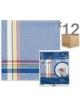 Indų sausinimo šluostė SUPER DISH CLOTH, 55x55cm (12vnt.)