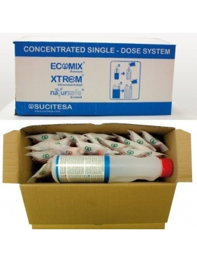 Detergent with ammonia ECOMIX AMMONIA