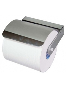 Toilet roll holder MEDICROM with cover