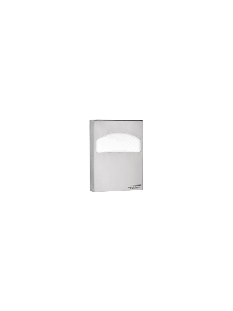 Toilet deat cover dispenser