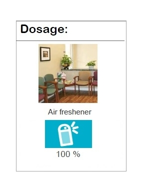 DKNY parfum analog air freshener AMBIGEN FRESH