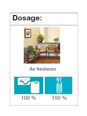 APPLE fragnance air freshener AMBIGEN APPLE