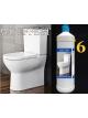 Efektyvi WC valymo priemonė CHEMO WC EFFECT
