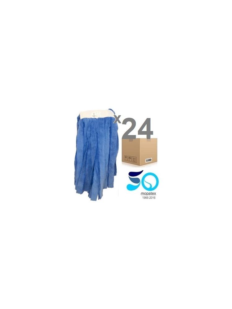 Grindų plovimo šluostė KENTUCKY BLUE STIPS x24vnt.