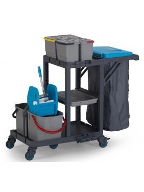 Universalus valytojos vežimėlis PROCART 311