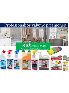 Švaros prekių rinkinys SPAIN HOME