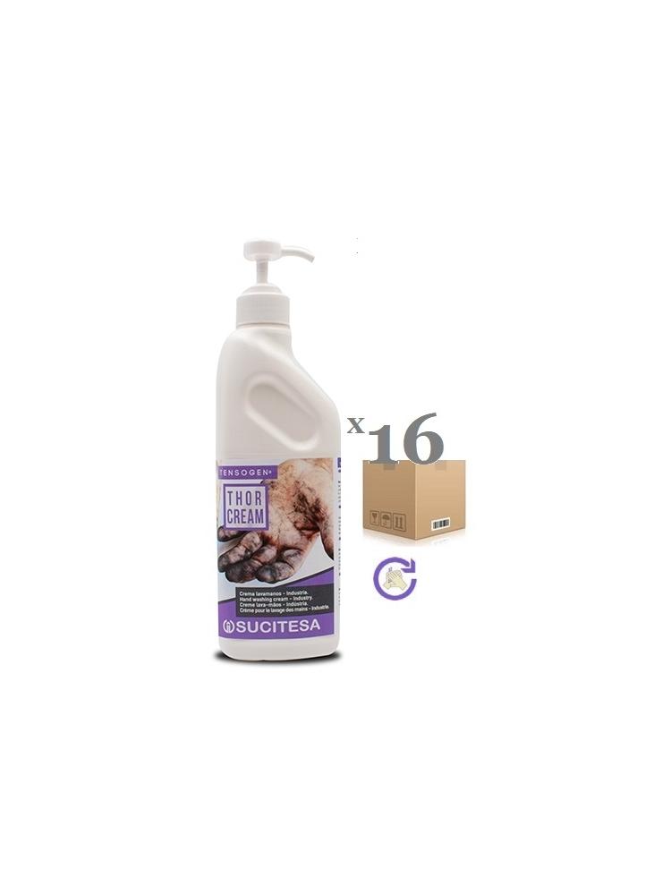 Hand washing cream - Industry TENSOGEN THOR CREAM 5Lx4vunits