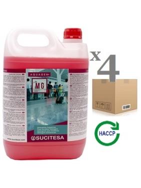 Heavy duty floor scrubber detergent AQUAGEN MF