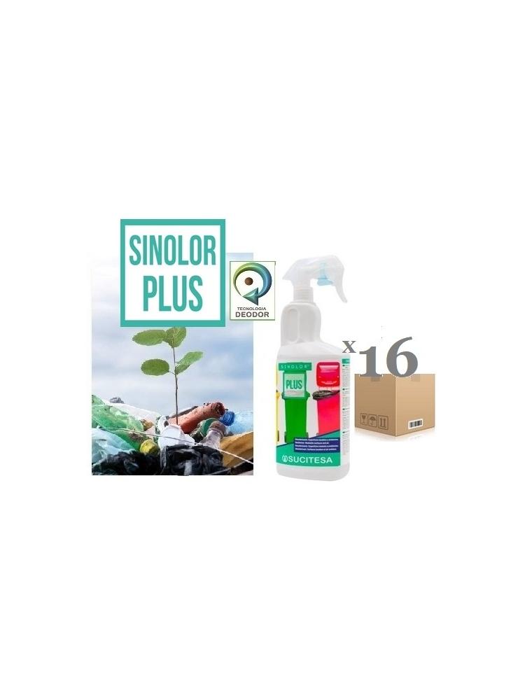 Waste container deodorizer SINOLOR PLUS