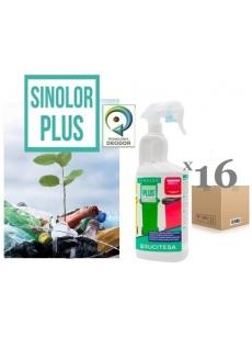 Waste container deodorizer SINOLOR PLUS 750mlx16units
