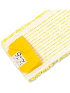 Kilpinė mikropluošto šluostė SWAN MOP 40cm, geltona