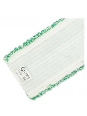 Priklijuojama grindų šluostė MICROFIBRA VELCRO MOP 40cm (žalia)