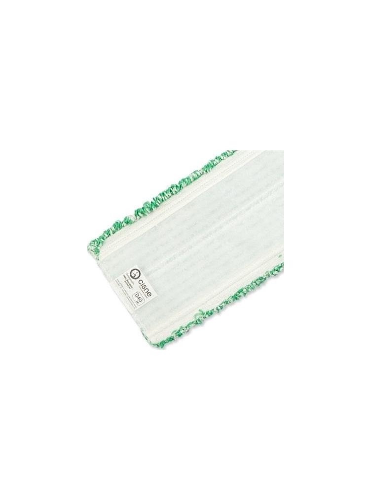 Priklijuojama grindų šluostė MICROFIBRA VELCRO MOP 60cm (žalia)