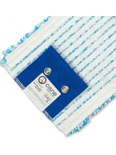 Mikrofibrinė grindų šluostė WET MOP 40cm (mėlyna)