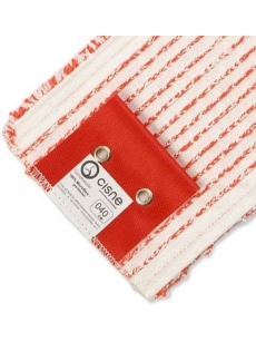 Mikrofibrinė šluostė WET MOP 50cm (raudona)