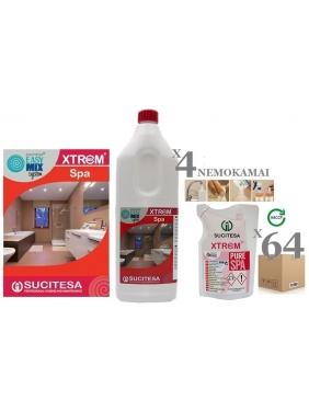 Vonios kambario valiklis XTREM PURE SPA x64vnt.MINI
