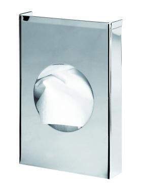 Higieninių maišelių dozatorius MEDINOX (blizgus)