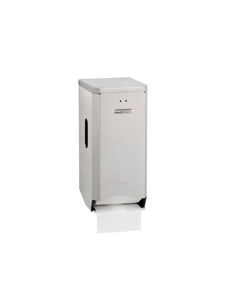 WC paper dispenser STANDART 2R (satin)