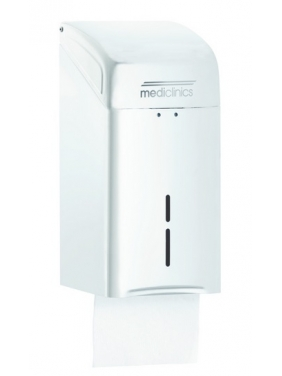WC popieriaus - servetėlių laikiklis STANDART 400 (baltas)