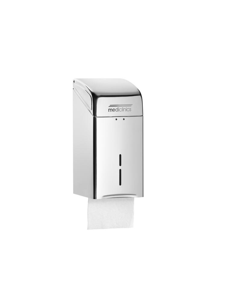 WC popieriaus - servetėlių laikiklis STANDART 400 (blizgus)