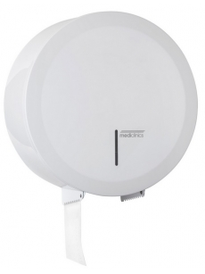 Ruloninio WC popieriaus laikiklis Ø275mm (baltas)
