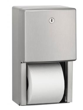 WC paper dispenser PR0789 (satin)