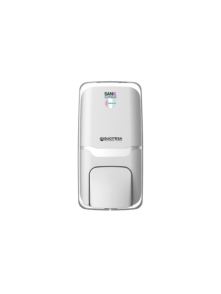 Dispenser TWIN WHITE SANIX