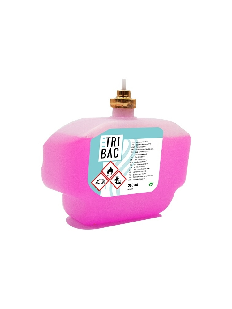 Surface disinfectant - WC bactericidal TRIBAC