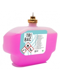 Surface disinfectant - WC bactericidal TRIBAC 360ml (wizar)