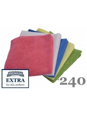 Professional mircrofiber cloth EXTRA