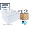 Dish draining cloth from microfibre DISH CLOTH 3D (12units)