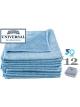 All purpose microfiber cloth UNIVERSAL (12units)