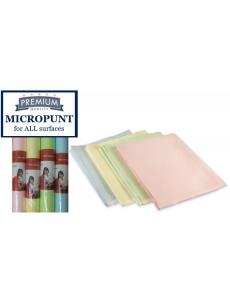 Professional mircrofiber cloth MICROPUNT 800x40cm roll
