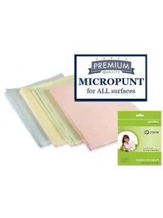 Professional mircrofiber cloth MICROPUNT 40x45cm