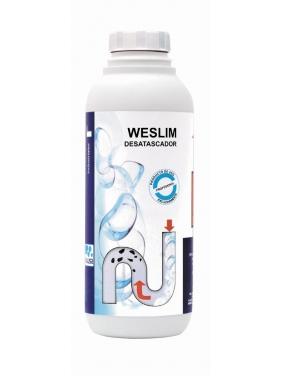 Professional chemical drain opener Weslim 2Kg
