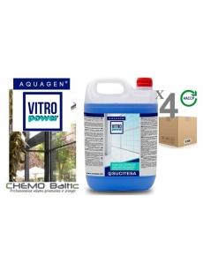 Windows&mirrows cleaner AQUAGEN VITRO 5Lx4units